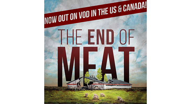 The End of Meat movie poster